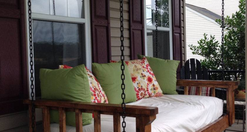 Swing Bed Porch Newlibrarygood