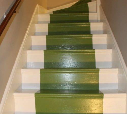 Take Chance Your Stairs Decorologist