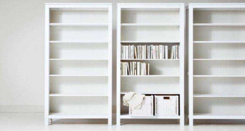 Tall Storage Units Ikea White Bookcase Wall Billy