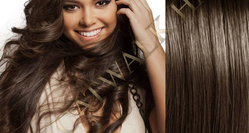 Tape Weft Remy Extensions Chocolate Brown Catwalk Hair