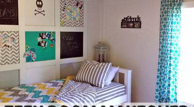 Teen Girl Room Makeover Shabby Creek Cottage