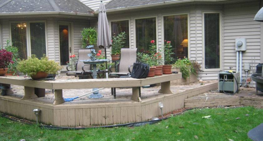 These Fort Wayne Homeowners Get New Deck Patio