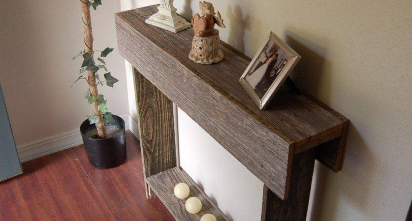 Thin Console Table Wedding Gift Way Small