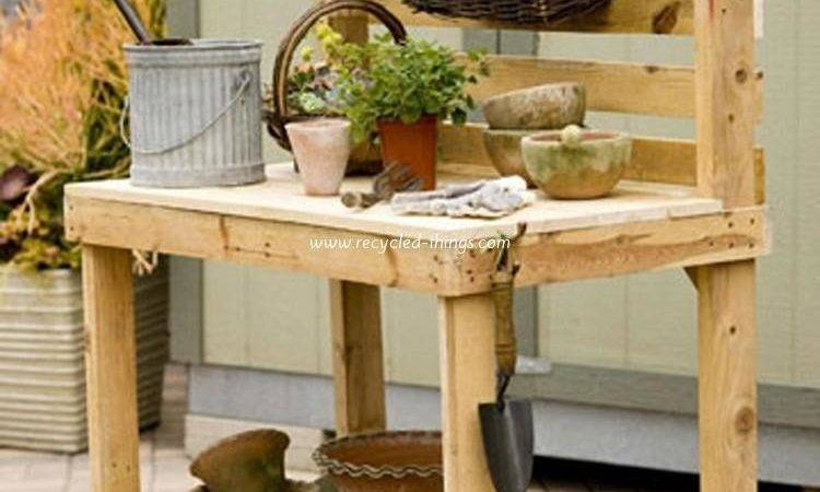 Things Build Pallets Recycled