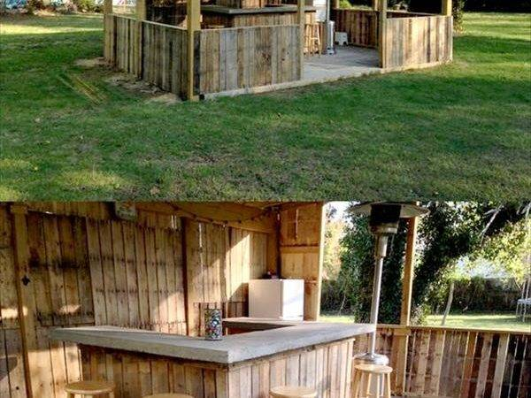 Thousands Recycled Pallet Furniture Ideas
