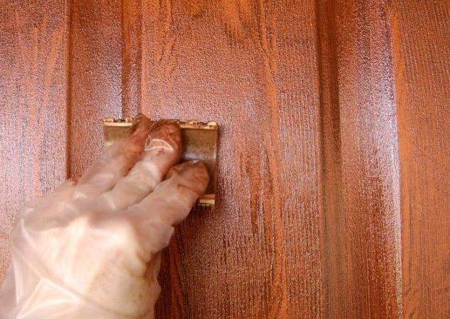 Thrifty Transformation Paint Door Look Like
