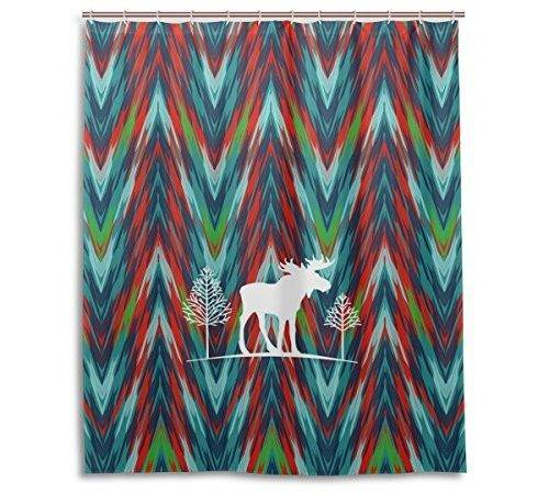 Tie Dye Shower Curtains Outlet