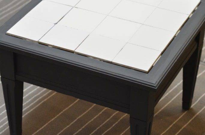 Tile Table Top Your Own Ceramic Tiles