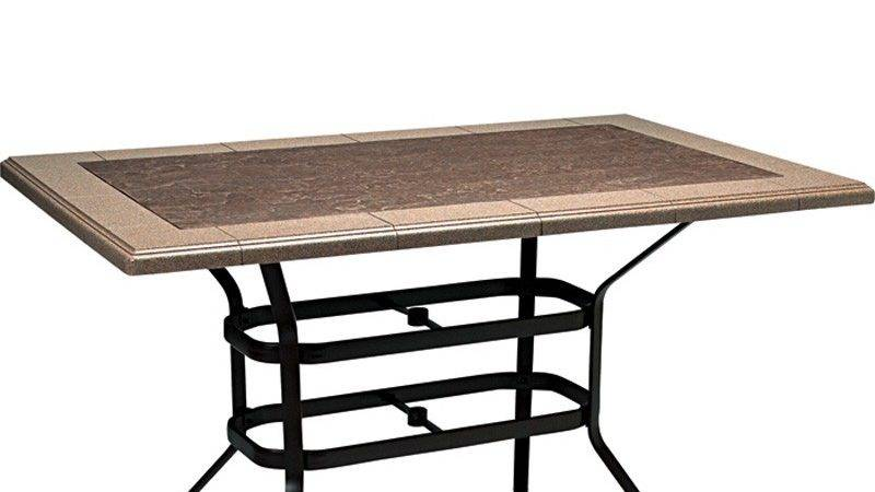 Tile Top Tables Patio Furniture Tiled Table