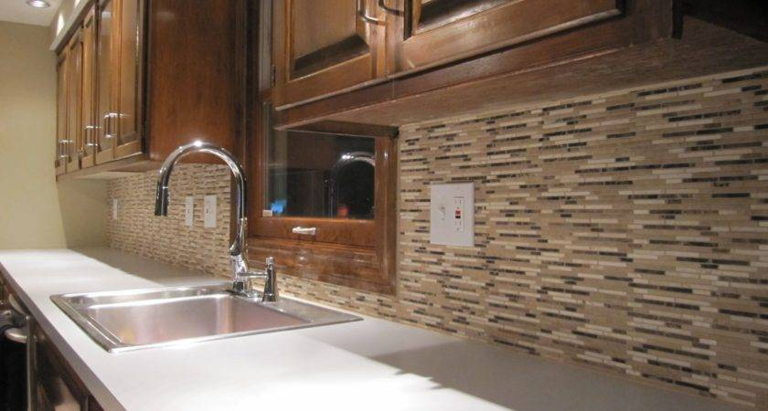 Tiles Kitchen Back Splash Solution Natural