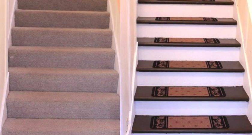 Tips Before Install Carpet Stairs Wood Railing