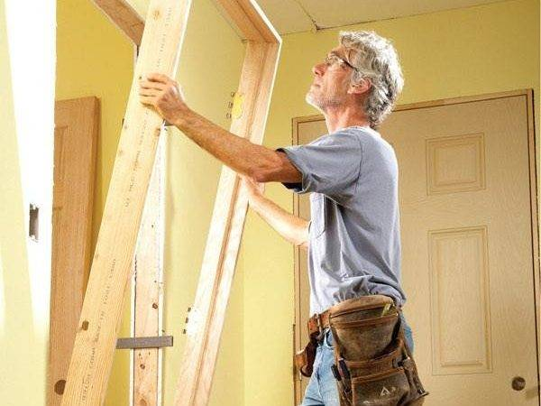 Tips Hanging Doors Handyman