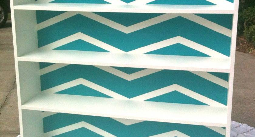 Tips Painting Chevron Stripes Maeve Haven