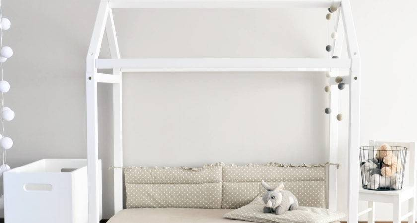 Toddler Bed Montessori House Frame Baby