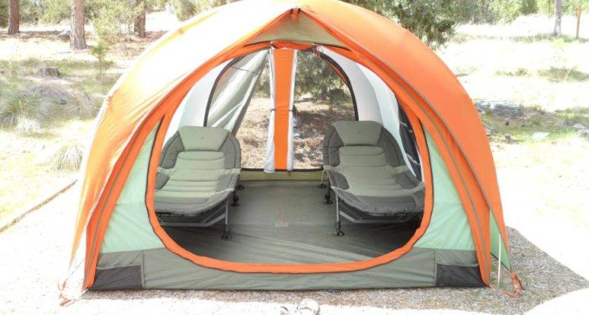 Too Old Tents But Young Camper Better Livin