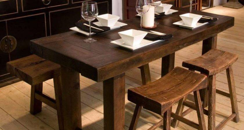 Top Antique Kitchen Table Theydesign