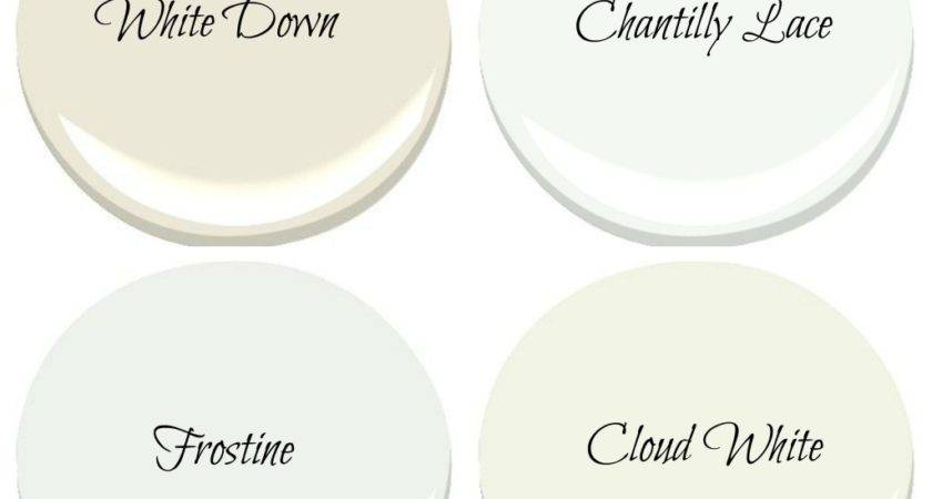 Top Benjamin Moore Whites Toni Schefer Design