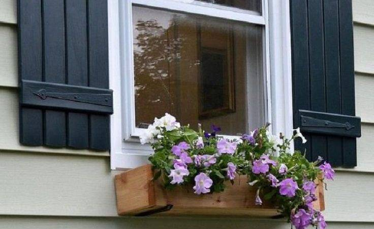 Top Best Diy Window Boxes Inspired