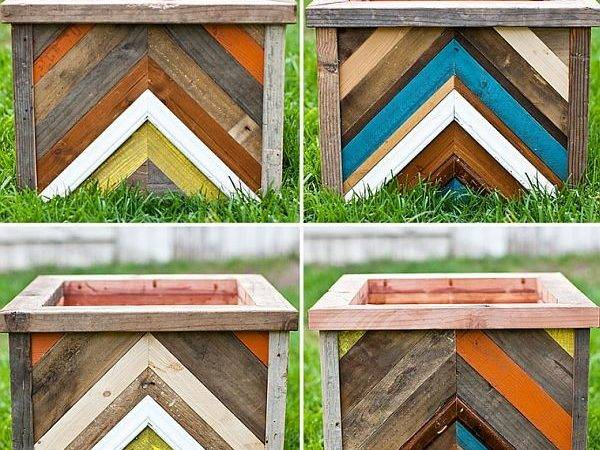 Top Planters Diy Recycled
