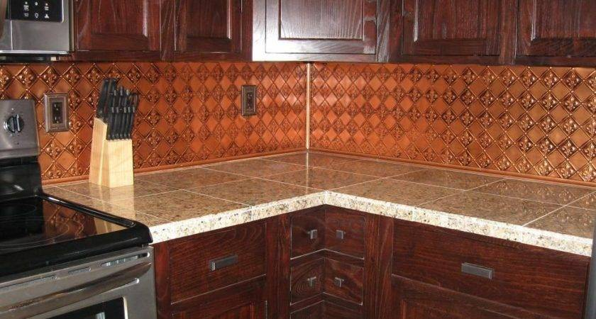 Top Vinyl Kitchen Backsplash Create