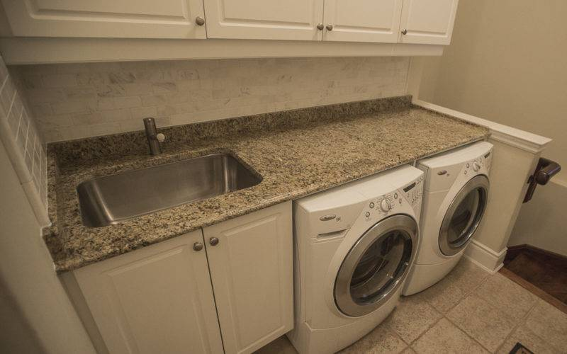 Toronto Custom Concepts Blog Laundry Room Reno