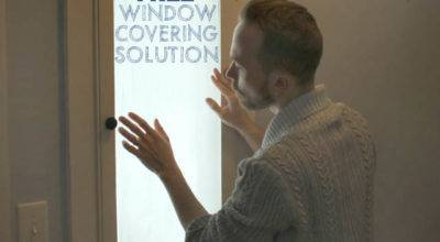 Totally All Natural Diy Window Covering