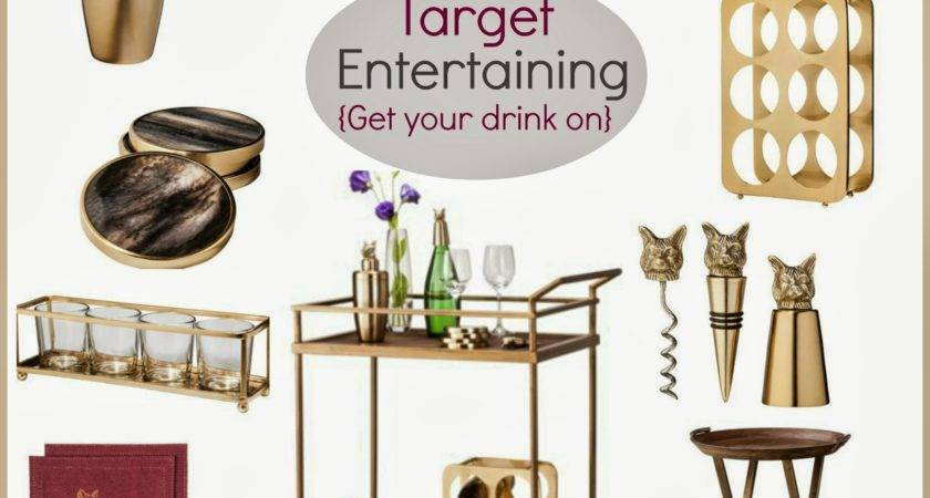 Tracy Notebook Style Target Entertaining Chic Bar