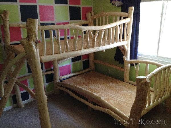 Tree House Bunk Beds Tickle