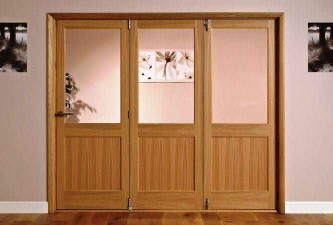 Tri Fold Interior Doors Marvelous
