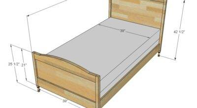 Triple Bunk Bed Plans Ana White Build Own