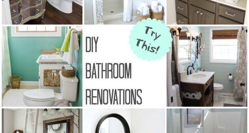Try Diy Bathroom Renovations Four Generations One Roof