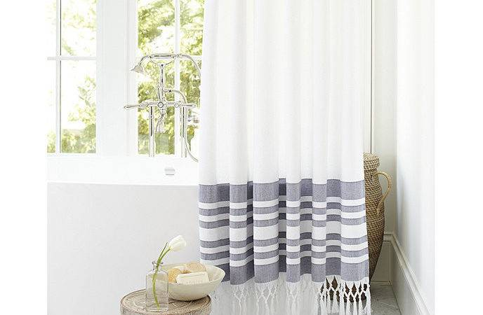 Turkish Shower Curtain Ballard Designs