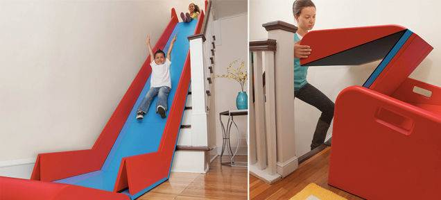 Turn Your Stairs Into Slider Custom Home Builder