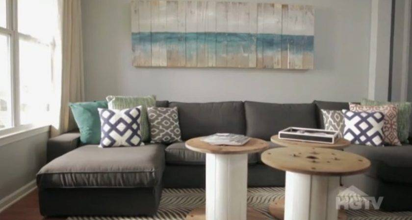 Turns Out Can Living Room Makeover Under