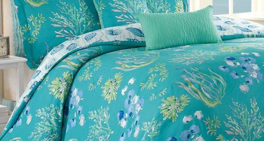 Turquoise Black Bedding Flocking