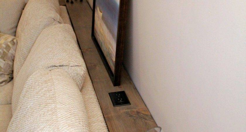Turtles Tails Diy Sofa Table