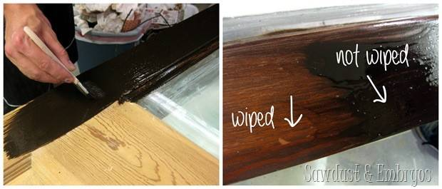 Tutorial Stripping Paint Your Detailed Furniture