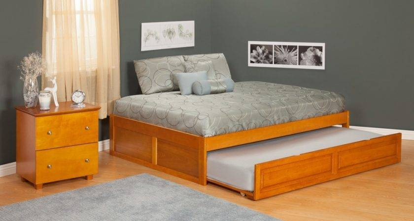Twin Bed Feet Concord Flat Panel