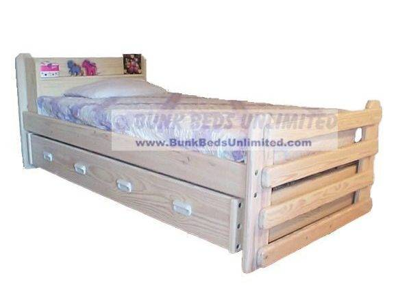 Twin Bed Trundle Plans