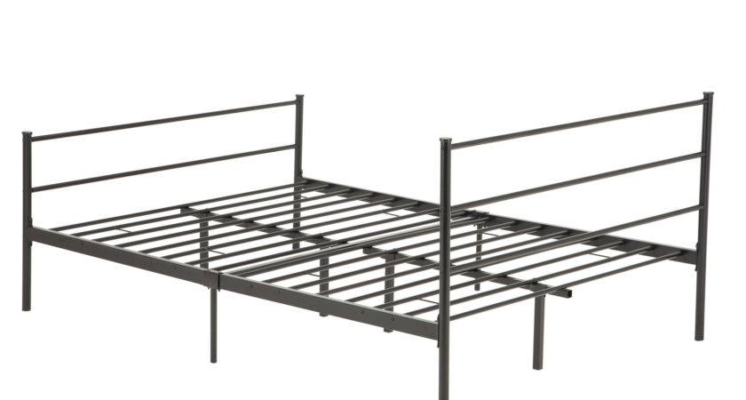 Twin Queen Metal Bed Frame Platform Headboards