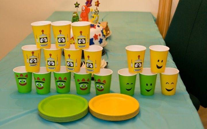Two Year Old Birthday Party Ideas