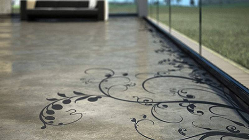Types Concrete Floor Coats Build House