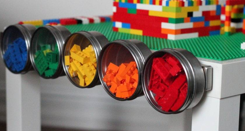 Ultimate Lego Table