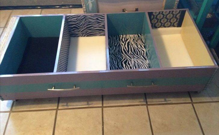 Under Bed Drawers Diy New Home Interior Design Ideas