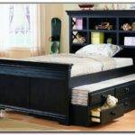 Under Bed Drawers Wheels Beds Home Design Ideas