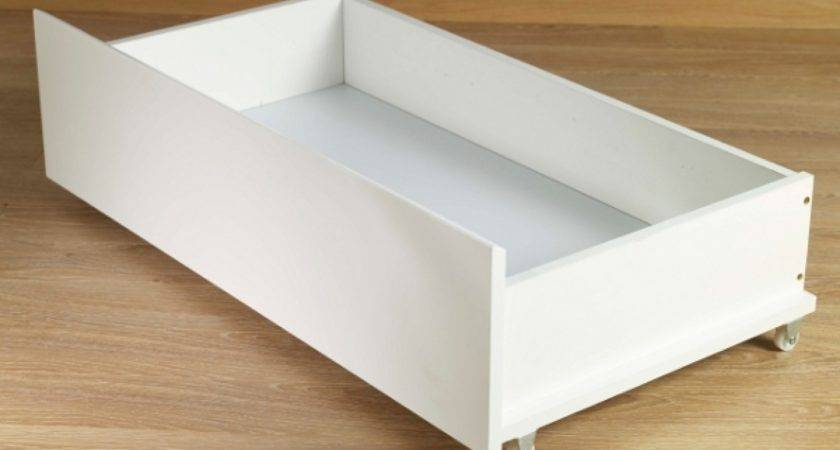 Under Bed Storage Boxes Casters