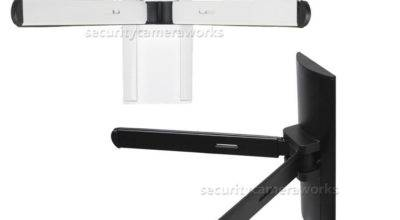 Under Led Bracket Cable Box Dvd Wall Mount Dvr Dds