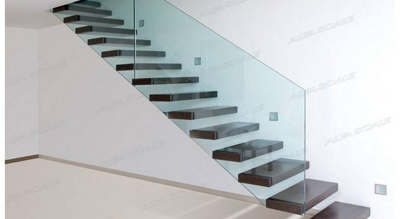 Unique Floating Stair Kits Staircase Kit