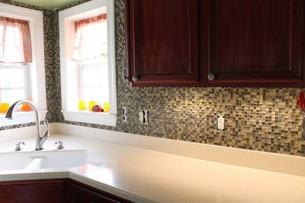 Unique Inexpensive Diy Kitchen Backsplash Ideas