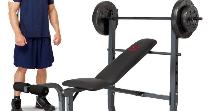 Universal Adjustable Bench Walmart